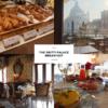 【グリッティパレス ベニス】グランドカナルを眺めながら頂く素晴らしい朝食