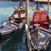 【ベネチア】ゴンドラからの景色はまた格別。お高いけど乗っておきたいよね